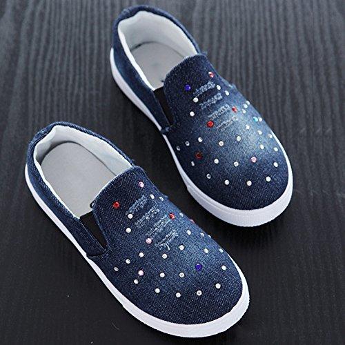 Enfants Toile Sneakers Bébé Unisexe Scothen I1qwPnExp