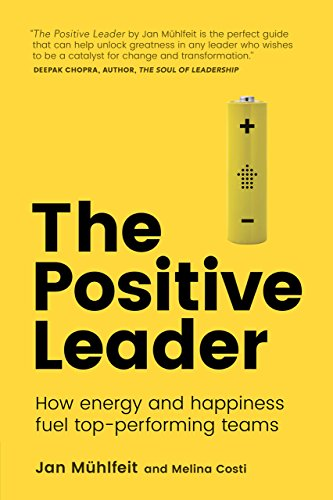 Positive Leader Energy Happiness Top Performing ebook product image