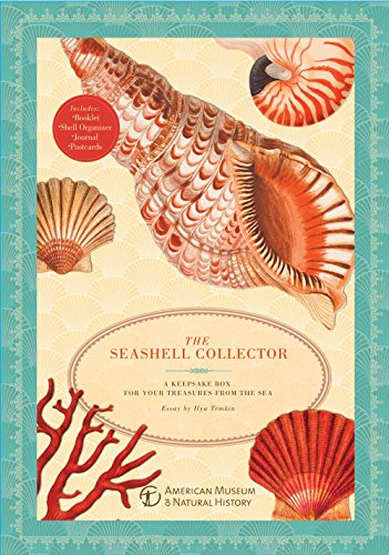 - The Seashell Collector: A Keepsake Box for Your Treasures from the Sea