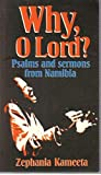 Why, O Lord?: Psalms and Sermons from Namibia (The Risk book series)