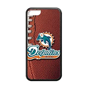 NFL Team Dolphins Custom Cases for iPhone 5C