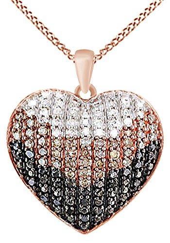 0.75 Ct Diamond Necklace - 8