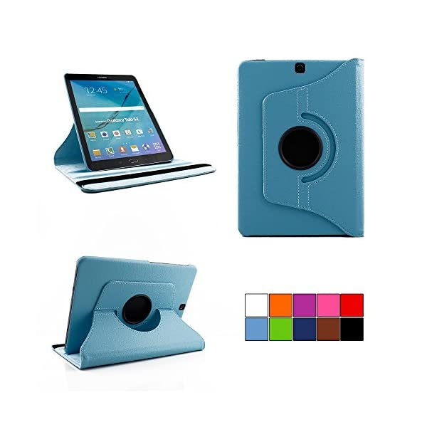 COOVY® 360° Rotation Cover FOR Samsung Galaxy Tab, Note UP TO 12.2 Inch 1