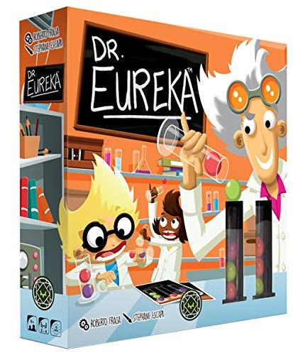 Dr eureka Mandala Jogos Laranja