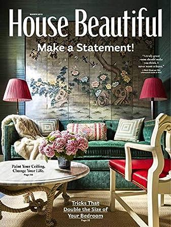 house beautiful hearst magazines kindle store. Black Bedroom Furniture Sets. Home Design Ideas