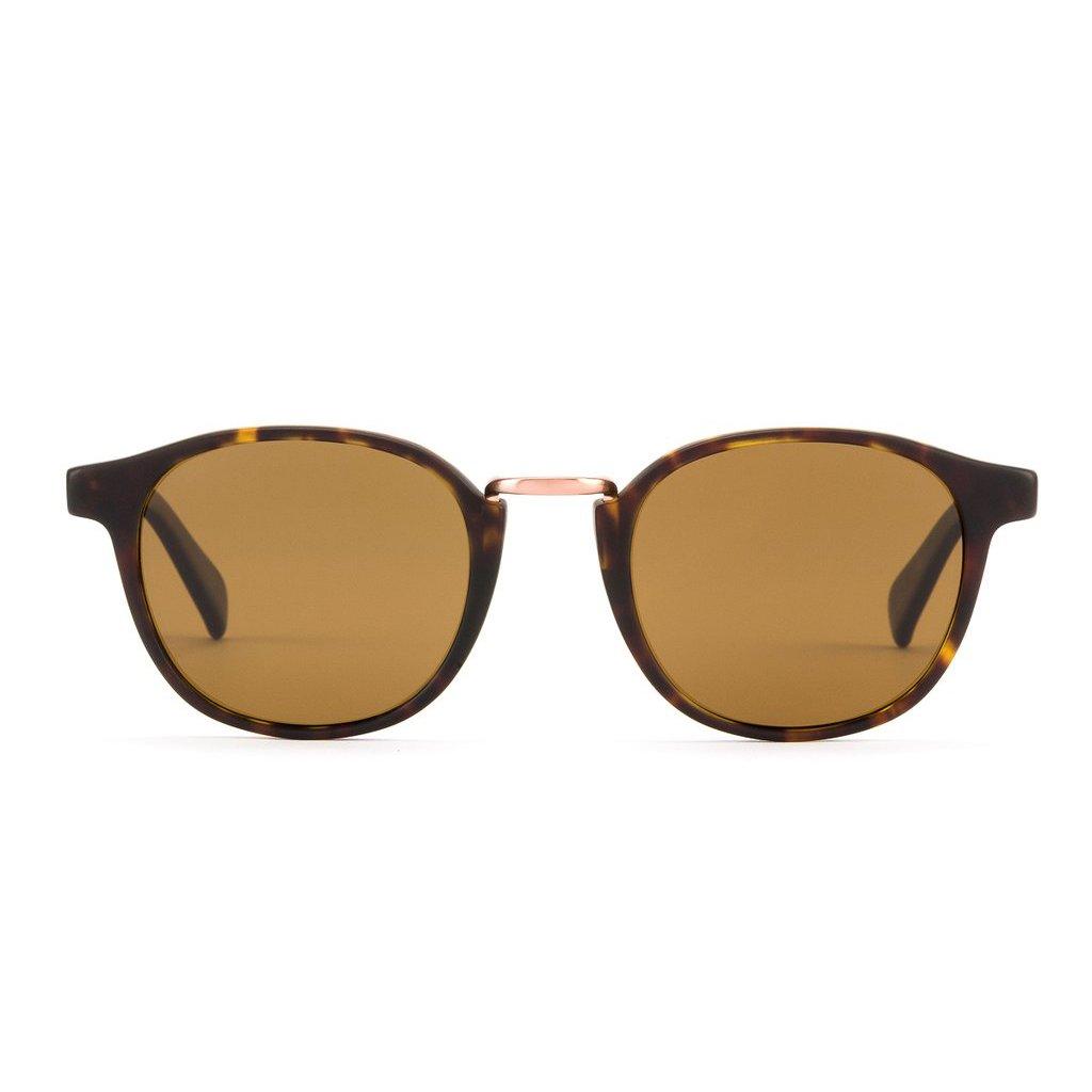 OTIS Eyewear A Day Late Round Unisex Sunglasses