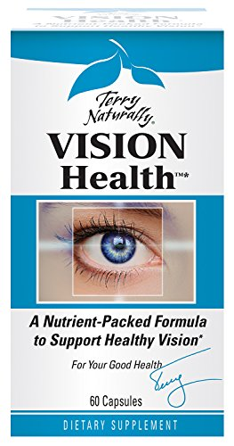 Terry Naturally Vision Health - 60 Capsules