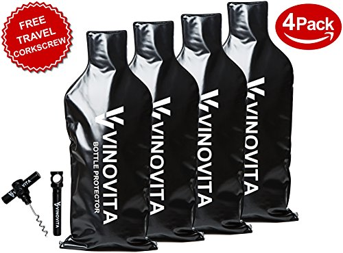 wine bottle protector - 6