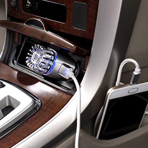 Amazon.es: Kit purificador de aire para coche, ionizador y ...