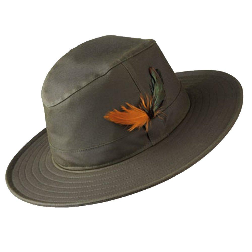 Olney Explorer Waterproof Waxed Cotton Hat