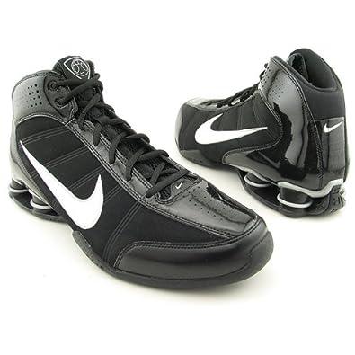 Nike Mens Basketball Shoes SHOX VISION TB SZ 14