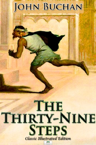 The Thirty-Nine Steps - Classic Illustrated (Willis Step)