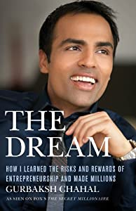 The Dream: How I Learned the Risks and Rewards of Entrepreneurship and Made Millions from St. Martin's Griffin