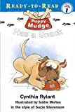 Puppy Mudge Has a Snack, Cynthia Rylant, 1417624264