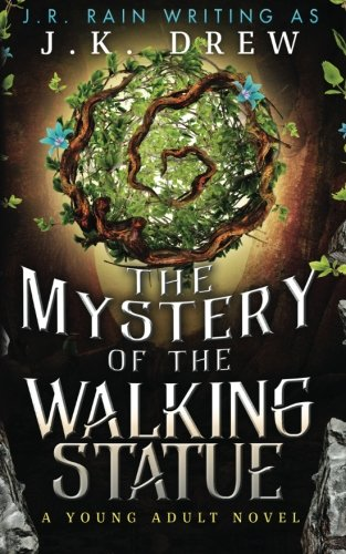 book cover of The Mystery of the Walking Statue