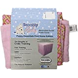 Precision Pet Duvet Crate Cover for Size 2000 Crates, Pink
