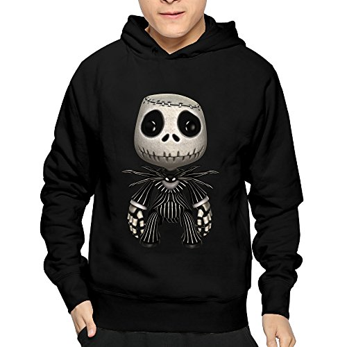 Men The Nightmare Before Christmas Costume Pack Cool Hooded Sweatshirt Pullover