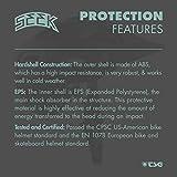 TSG Seek Bicycle Helmet - Satin Black - S/M & L/XL