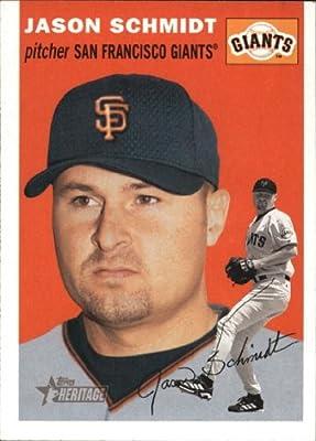 Amazoncom 2003 Topps Heritage Baseball Card 122 Jason