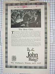 Música Toye del Whisky del Socio De Un Club de Juan Haig del Anuncio