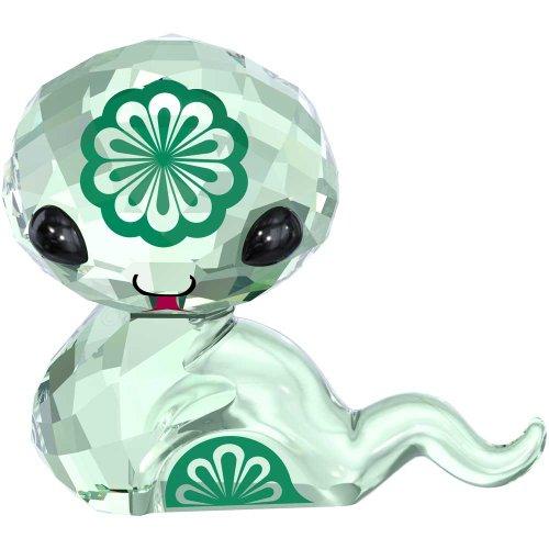 Swarovski Zodiac Figurine - Hebi the Snake