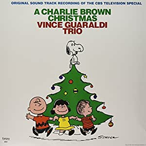 Vince Guaraldi Trio A Charlie Brown Christmas Green