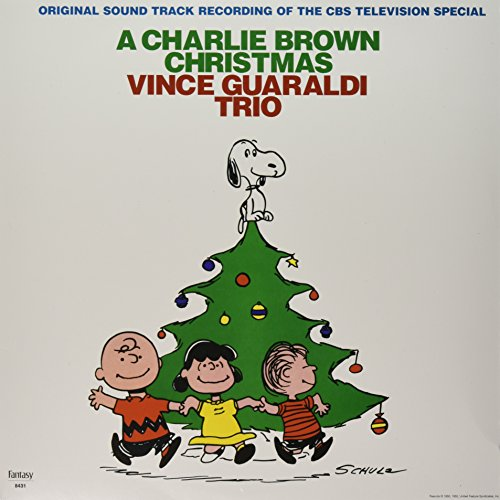 Music : A Charlie Brown Christmas [Green Vinyl]