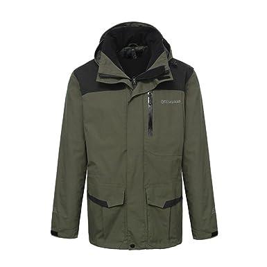 bosozoku mens 3in1 windproof waterproof sport jacket winter skiing