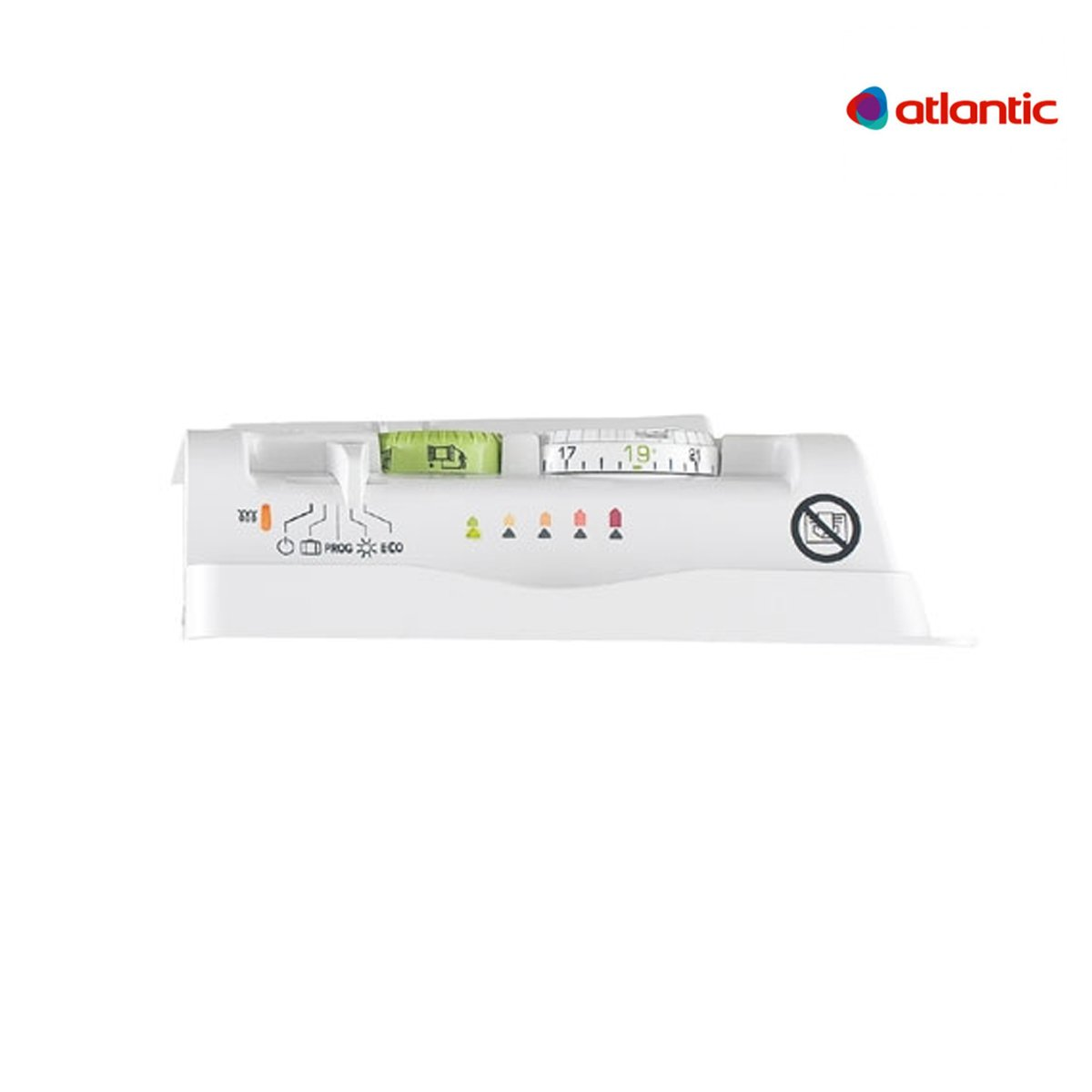 Electric Radiator Atlantic Solius Ecodomo 500 W Amazon Co Uk Diy