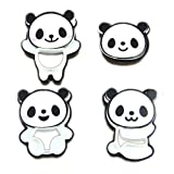 Joylive Cartoon Panda Cake Cookie Cutter Candy Kitchen Decorating Mold Mould Tools
