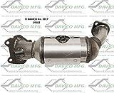 Davico 19582 Catalytic Converter, 1 Pack