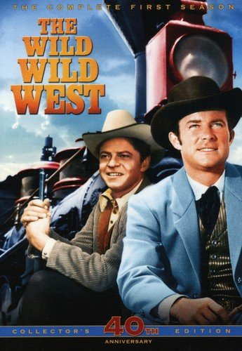 (The Wild Wild West - The Complete First Season)