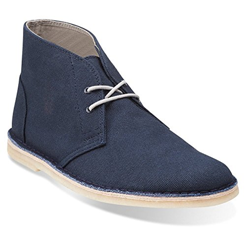 Clarks Mens Shoes Jink Desert Boot Originals 7 M Navy 7 M Na