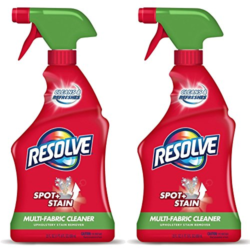Resolve Multi-Fabric Cleaner - 22 oz, 2-Pack