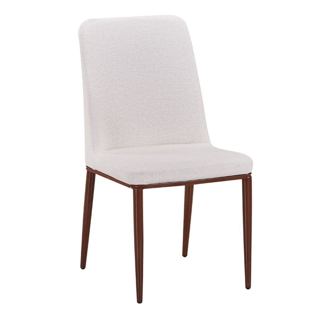 ZEMIN ダイニングチェア椅子の木の木製折り畳み チェアソファシートスツールテーブルバックレストポータブルラジアン快適なメタル、5色、51x46.5X90CM ( 色 : ホワイト-1 ) B0791968R4 ホワイト-1 ホワイト-1