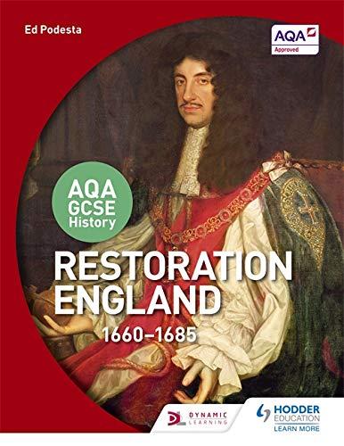 Download Restoration England 1660-1685 (Aqa Gcse History) pdf