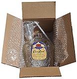 Crown Royal Liquor Bottle Repurposed Soap or Lotion Dispenser (1000ml, Standard Purple)