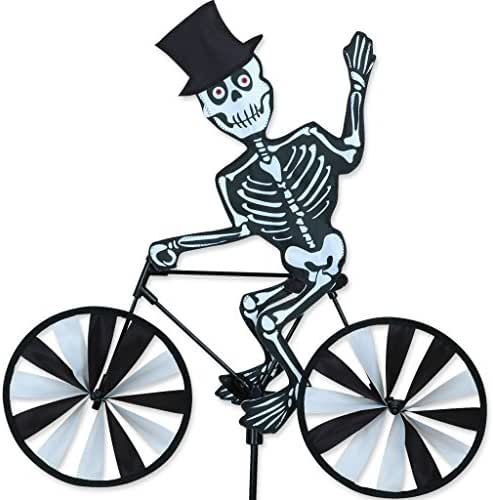 Premier Kites 20 in. Bike Spinner - Skeleton