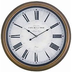Cooper Classics 4819 Henley Clock