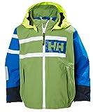Helly Hansen K Salt Power Jacket, Forest Green, Size 7