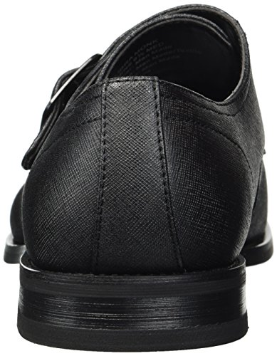 Non Elencato Da Kenneth Cole Mens Libra Monk-strap Mocassino Nero