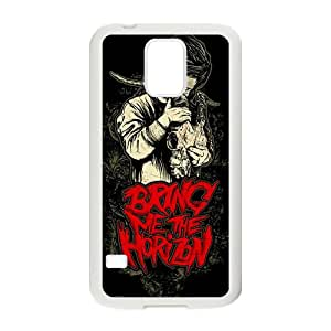 Bring Me The Horizon Fashion Comstom Plastic case cover For Samsung Galaxy S5