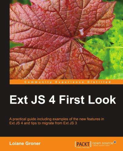 Ext JS 4 First Look