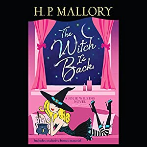 The Witch Is Back Audiobook