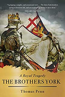 Book Cover: The Brothers York: A Royal Tragedy