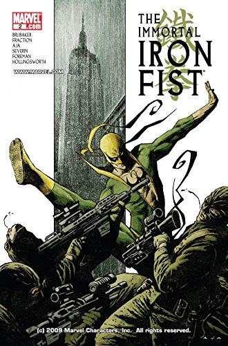 Immortal Iron Fist (2006-2009) #2