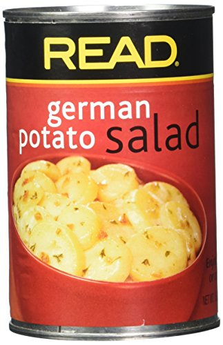 Read, German Potato Salad Can, 15 Ounce (Pack of 12) ()