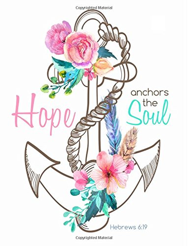 Hope Anchors Soul Hebrews Composition product image