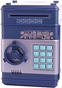 Cuitan Hucha Alcancía electrónica Mini ATM Contraseña Ahorre ...