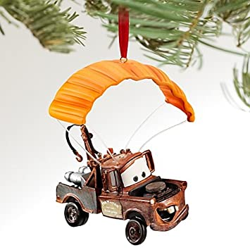 Amazon.com: Disney Cars 2 Tow Mater Ornament: Home & Kitchen